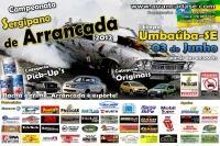 Prova de Arrancada acontece neste fim de semana em Sergipe