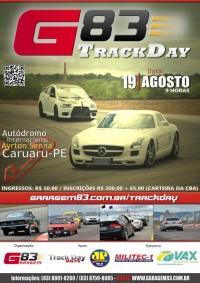 Neste domingo 3º Track Day Garagem83