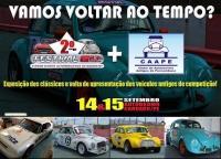 Carros Antigos também vão marcar presença no 2º Festival Garagem83