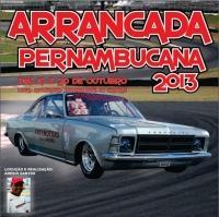 Arrancada Pernambucana encerra sua temporada 2013 neste final de semana em Caruaru