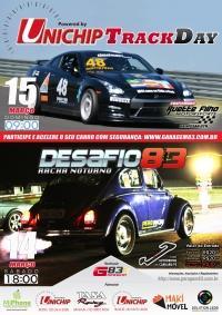 Início da temporada 2015 em Caruaru/PE com Desafio83 Racha Noturno e Track Day Garagem83