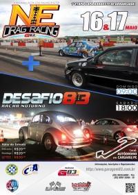 Final de semana da ARRANCADA no Autódromo de Caruaru/PE (NE Drag Racing + Desafio83)