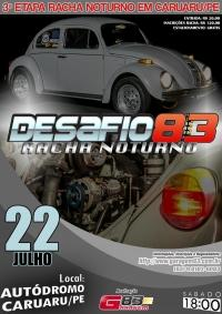 Neste Sábado (22) Arrancadas de carros e motos [Horários Separados] no Autódromo de Caruaru/PE!