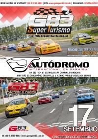Neste domingo (17) as feras do automobilismo do Nordeste voltam a acelerar no Autódromo da PB.