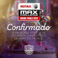 [Mundial de Kart] Rotax Max Challenge Grand Finals acontecerá no Circuito Paladino