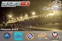 Filiações 2019 para eventos de Arrancadas (Desafio83 e NE Drag Racing)