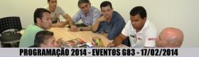 Programa��o 2014 - Eventos Garagem83